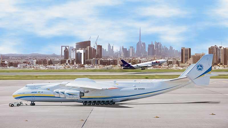 Antonov an225 cargo