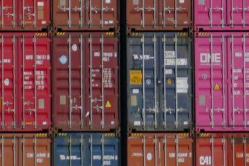 vrste kontejnera pri transportu robe